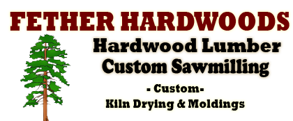 Fether Hrdwoods Sawmill Service